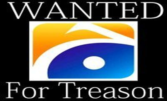 PSYCHOLOGICAL OPERATIONS Close Down GEO TV and Everything Will be Fine