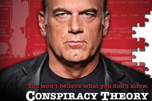 Apocalypse 2012 Conspiracy Theory with Jesse Ventura