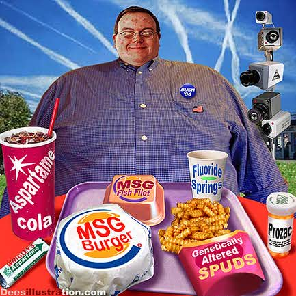 fast food nation synthesis