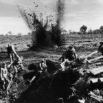 Explosion on Front Line