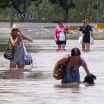 AUSTRALIA-FLOOD-MILITARY