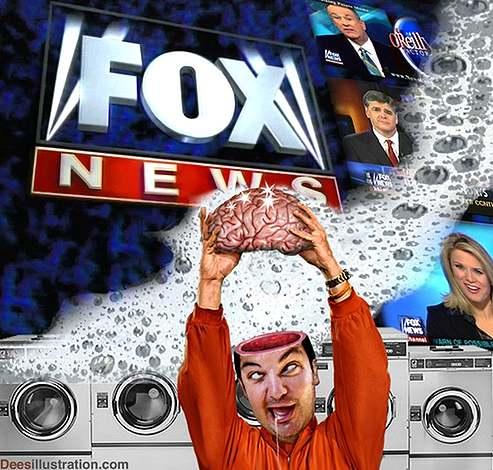 FOX NEWS brain wash