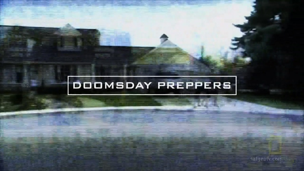 Doomsday Report THREE MILLION PREPPERS IN AMERICA Are Getting Ready For The End of the World As We Know It