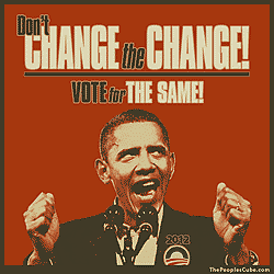 Elite Campaign to Re-Elect Obama in Full Swing?