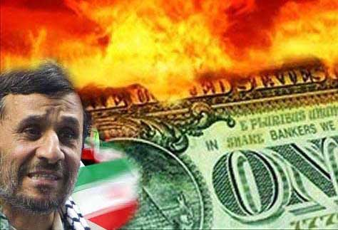 Iran presses ahead with dollar attack