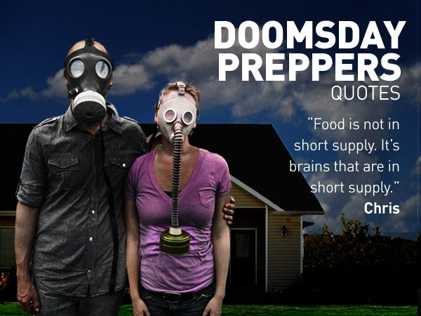 New reality show highlights preppers preparing for doomsday