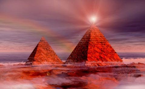 World's Pyramids Beaming Energy To Mysterious Space Cloud