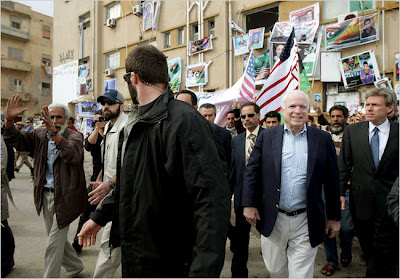 John McCain: Founding Father of the Terrorist Emirate of Benghazi