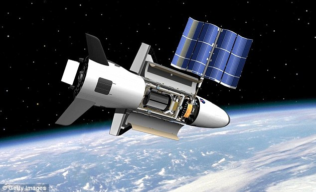 Revealed: How America's secret space plane has been in orbit for over a year – and no one knows what it's doing