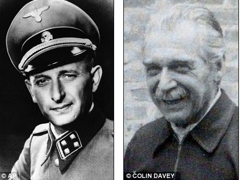 Secret files reveal 9,000 Nazi war criminals fled to South America after WWII