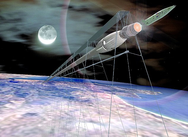 'Startram' magnetic space train could deliver four million people a year into orbit by 2032, say designers