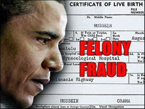 obama the fraud