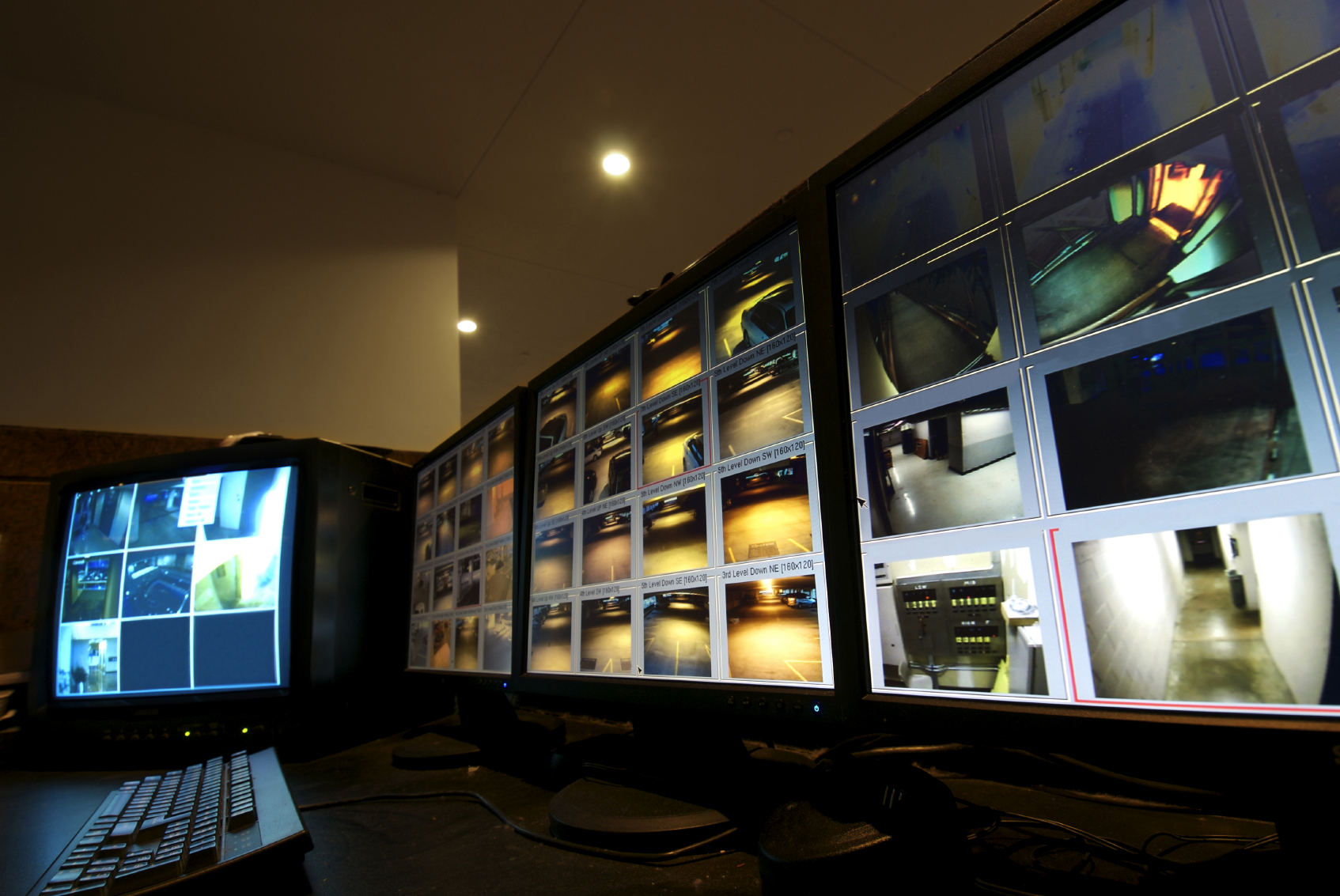 The lucrative future of CCTV: remote biometrics and behavioral suspect detection