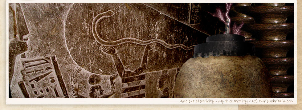 10 Forms Of Ancient Electricity