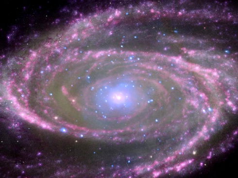 Every black hole contains a new universe A physicist presents a solution to present-day cosmic mysteries