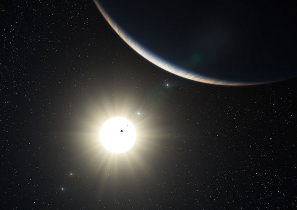 Record Nine-Planet Star System Discovered?