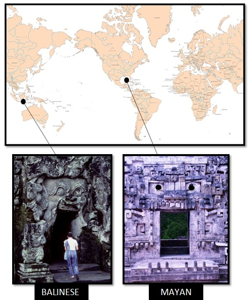 Suppressed By Scholars: Twin Ancient Cultures On Opposite Sides Of The Pacific