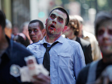 Drills of the dead: Maine prepares for zombie attack