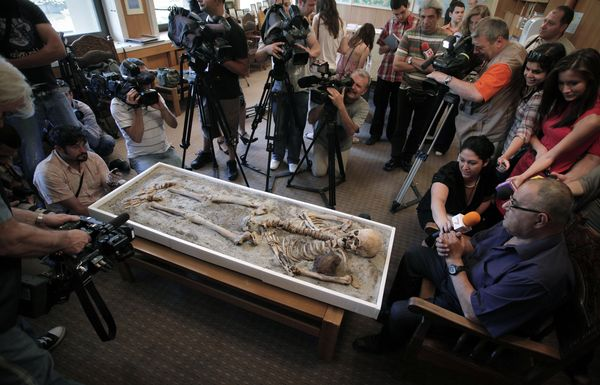 Move over Dracula, tourists flock to see Bulgarian 'vampire'