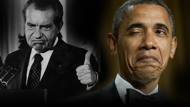 Obama's Nixon moment: Executive Order invoked to block release of incriminating Fast and Furious documents