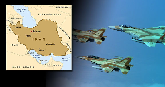 Iran Iran threatens swift retaliation on US bases and on Israel