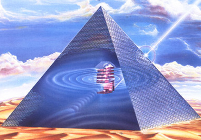 HAARP Triggering Ancient Pyramid Energy