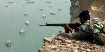 Iran prepares to shut down Strait of Hormuz