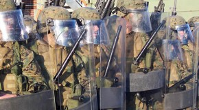 It's not just Homeland Security: US Army orders riot gear too