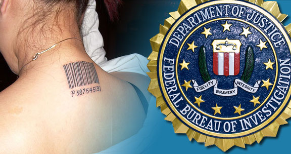 Mark of the Beast? FBI Wants Tattoo Database