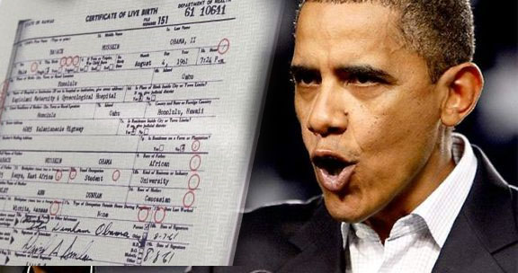National Security Threat: Obama's Birth Certificate Proven Fraudulent