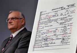 Sheriff Joe calls on Congress to investigate Obama