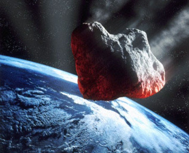Video: Giant Asteroid Flies By Earth