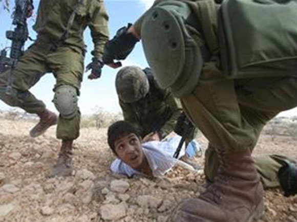 Israeli soldiers tell how they routinely harass Palestinian families and sometimes shoot children involved in protests. Their testimony was given to campaigning group Breaking the Silence. Video by Ru...