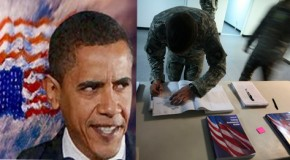 Obama Campaign Sues to Restrict Military Voting