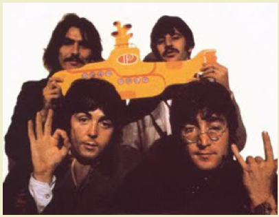 The Beatles -- Illuminati Mind Controllers