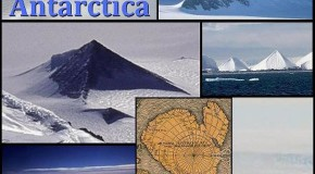 Ancient Pyramids found in Antarctica