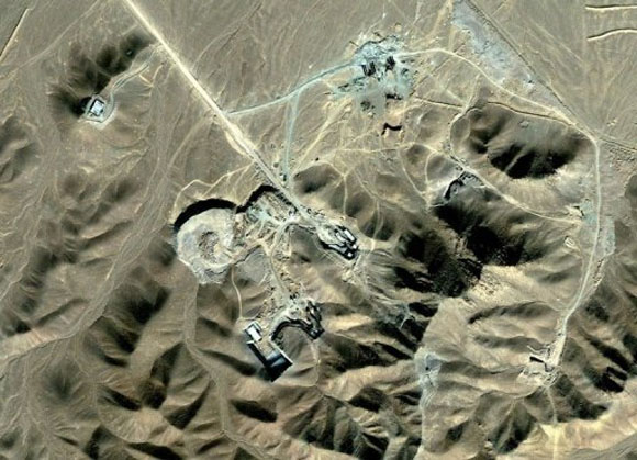 Could US be behind Iran power line blasts