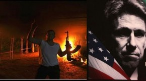 Embassy Attack and Ambassador Stevens Death Linked to Department of Homeland Security Propaganda