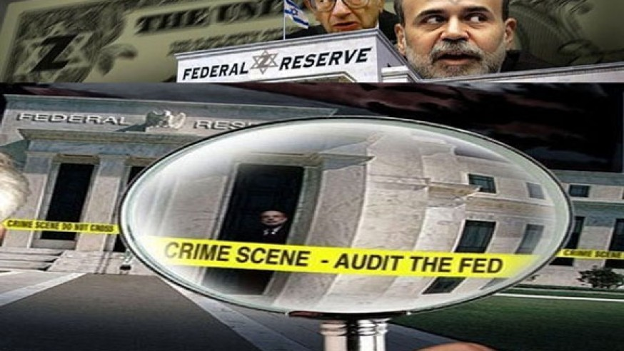 First Audit Results In The Federal Reserve's Nearly 100 Year History Were Posted Today, They Are Startling!