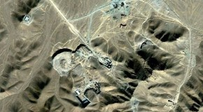 Iran atomic chief says &#8216;explosives&#8217; cut power at facility