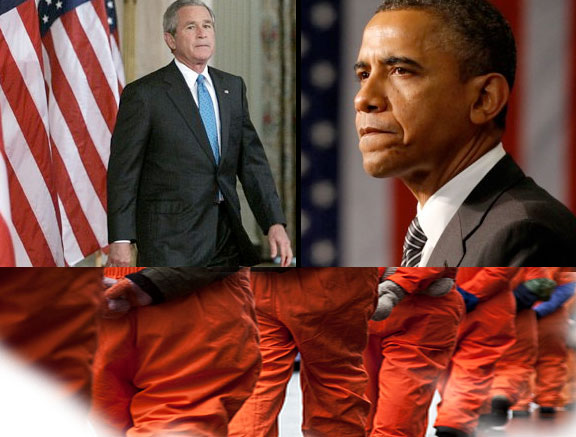 Obama's justice department grants final immunity to Bush's CIA torturers