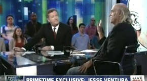 Ventura on CNN: 'Every War Starts With a False Flag'
