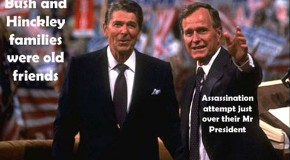 Was Bush Sr Involved in the Reagan Assassination Attempt?