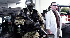 &#8216;Zombie attack&#8217; preparedness military training now being offered in counter-terrorism program