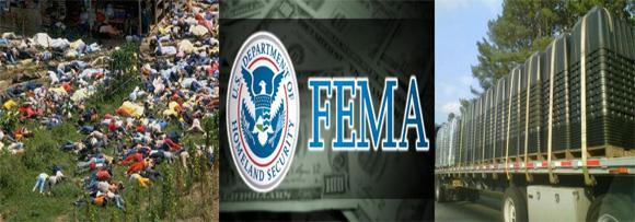 Congresso americano ordena FEMA a se preparar para MORTES em massa em todo país