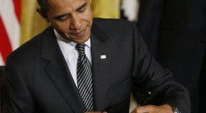 Obama Signs New Executive Order Expanding Homeland Security Mission In The U.S.