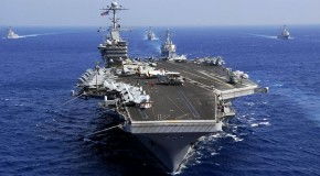 One Week Until U.S. Has 3 Aircraft Carriers Facing Iran