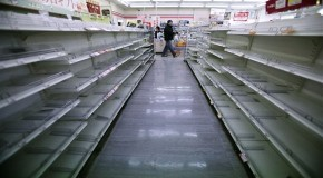 Panic Buying Grips the East Coast: Mad Rush for Supplies Ahead of Mega-Storm