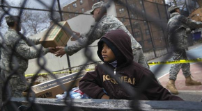 40,000 NYC Residents with No Heat  Warming Centers to Open, FEMA Camps Next?
