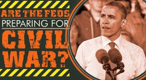 Infographic: Are the Feds Preparing for Civil War?